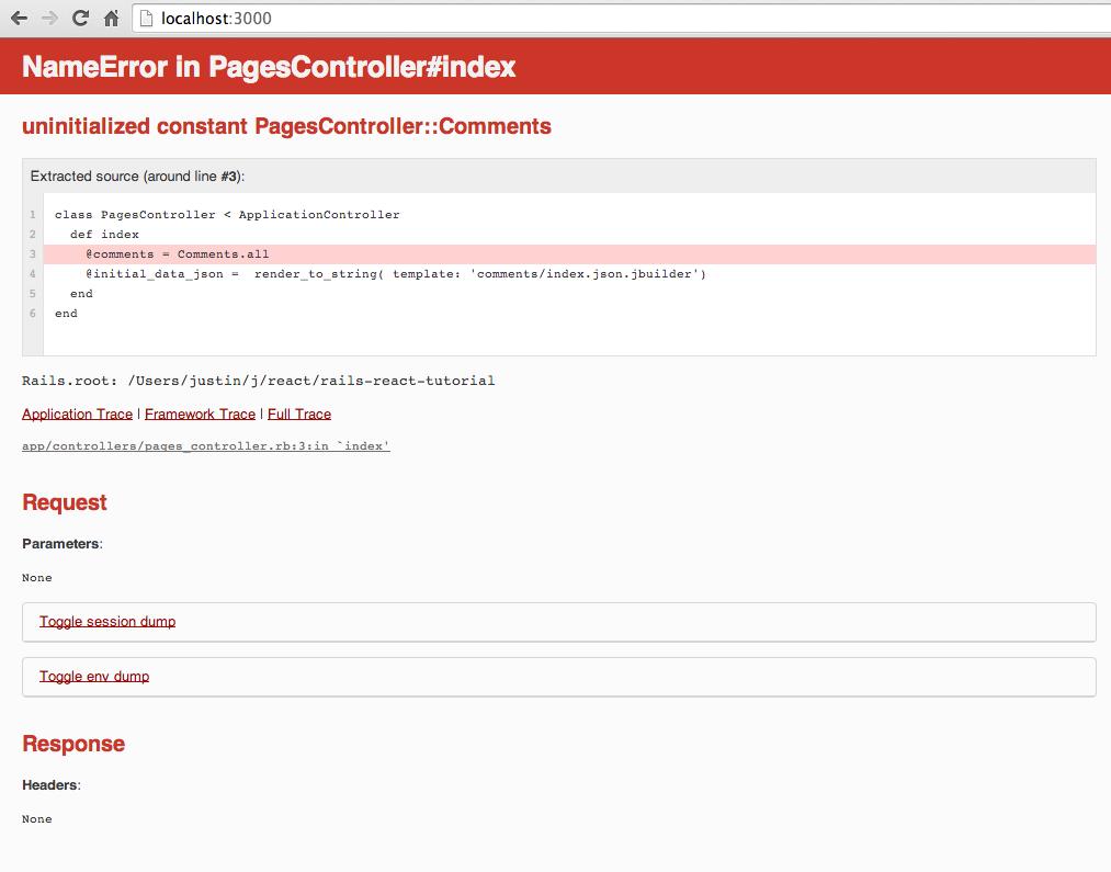 Using the better_errors (with RubyMine) - Rails - ShakaCode Forum